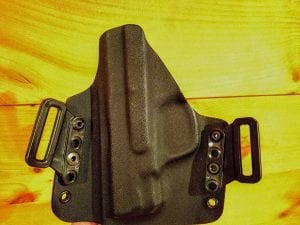 Redline Holsters with infinity belt loops