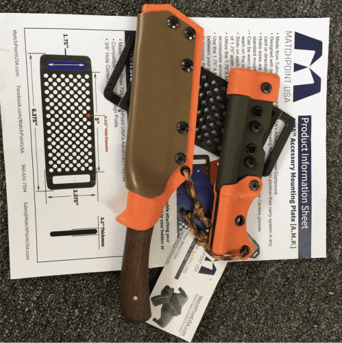 Scott's Custom Kydex Knife Sheaths