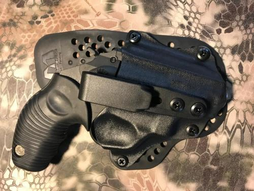 Chuck D's holsters